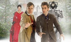 Doctor who: series 4-6 – unscored audio download links (2008-2011.